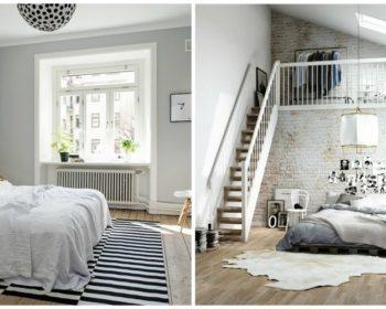 simplistic scandinavian interior design