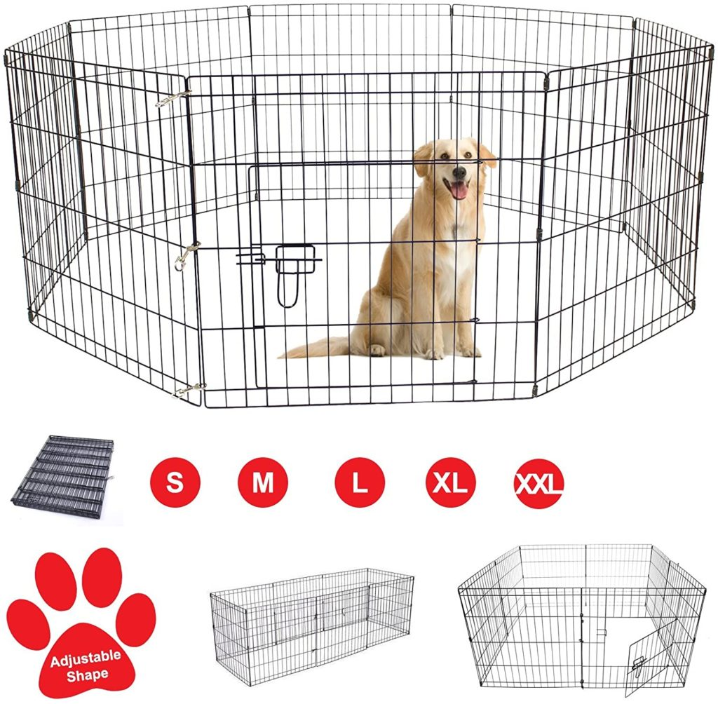 dog fencing for garden